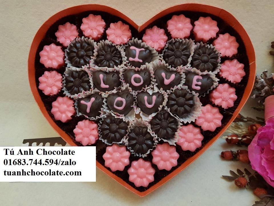 ss62- Socola quà tặng valentine giá rẻ