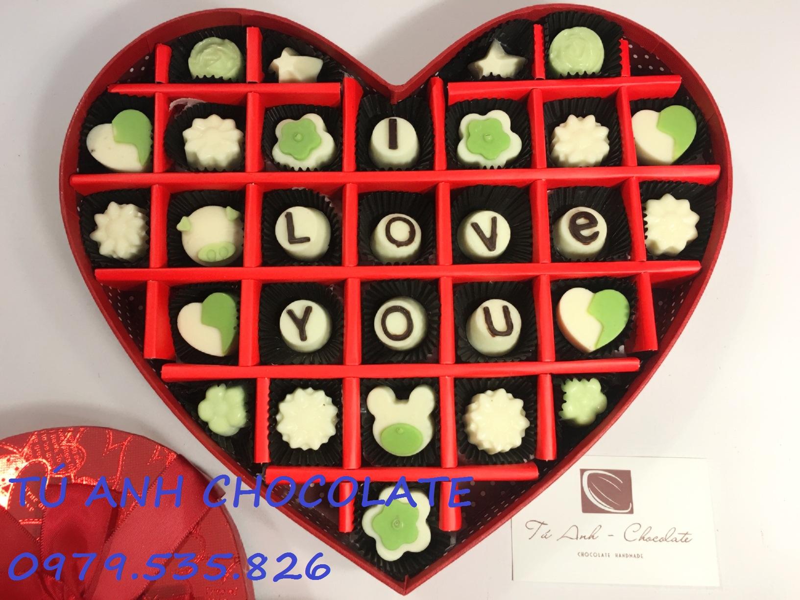 Socola giá rẻ quà tặng ngày lễ tình nhân Valentine