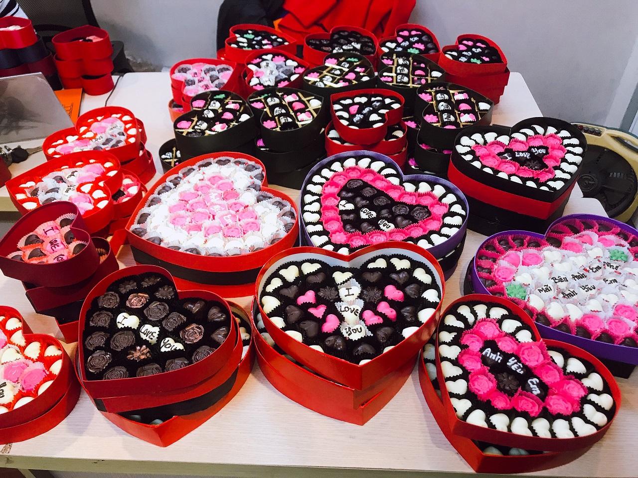 Socola valentine 2022 ( NEWWW)