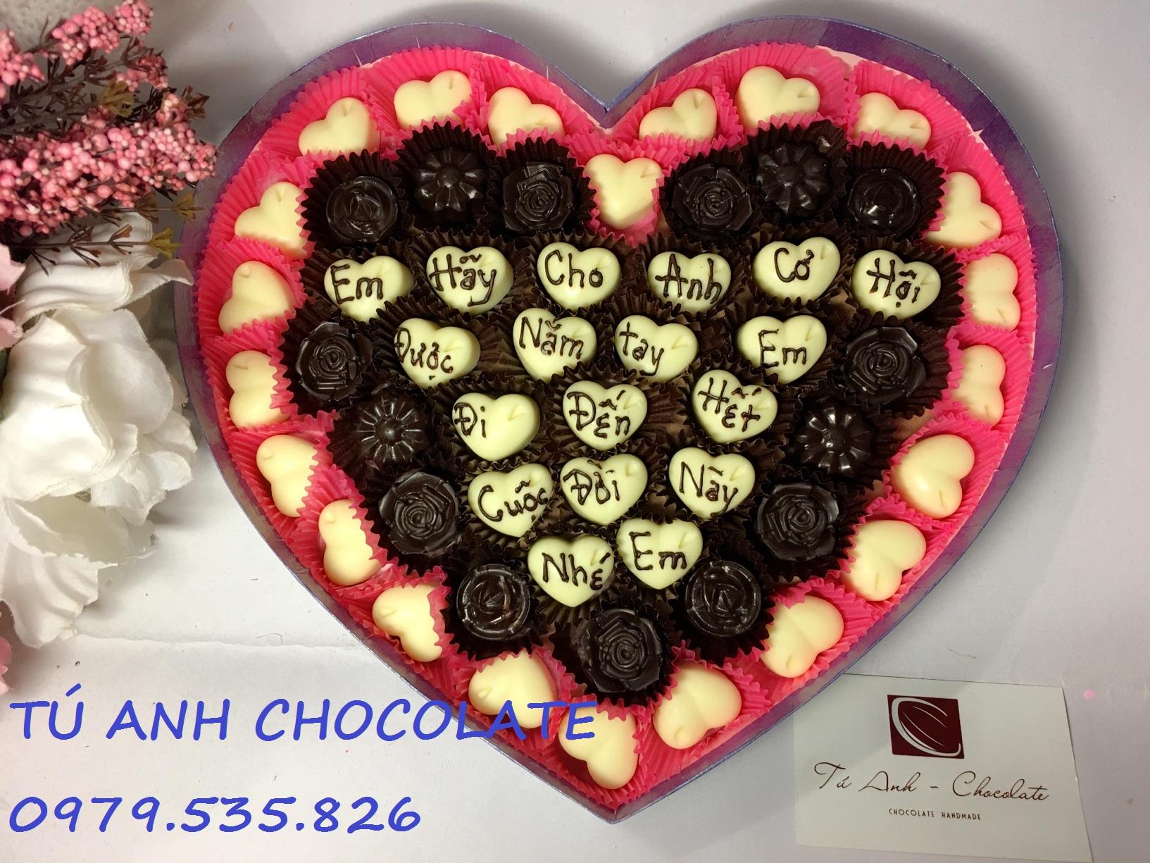 Socola valentine giá cực rẻ - TÚ ANH SHOP