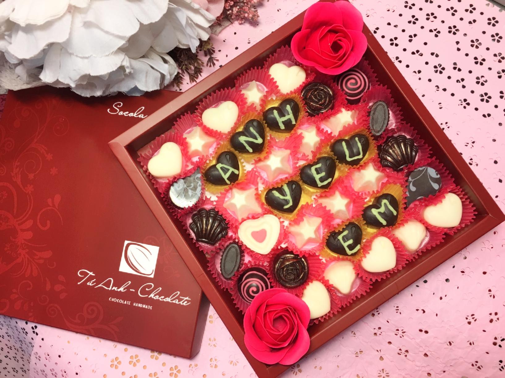 Socola valentine giá rẻ khu vực Ngã tư Sở