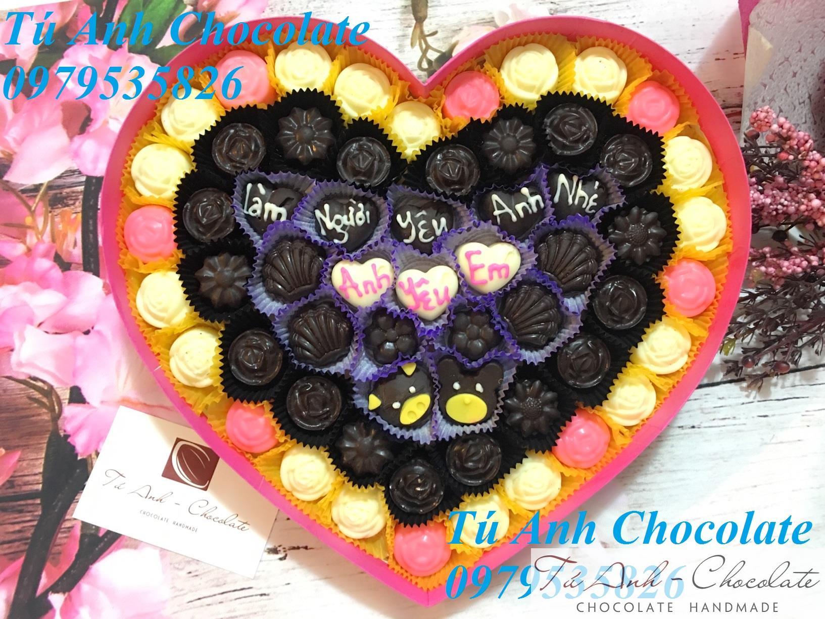 socola valentine khu vực Thanh Hóa