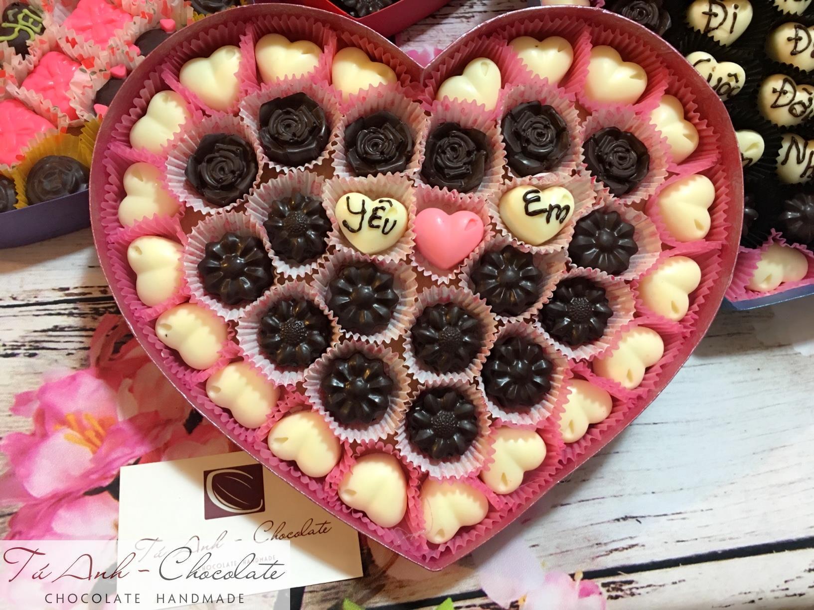 Socola valentine-socola ngon