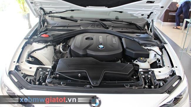 động cơ xe BMW 118i hatchback 2017