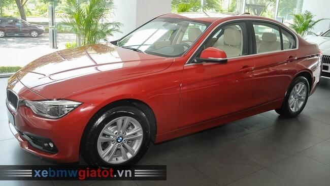 kiểu dáng thân xe BMW 320i