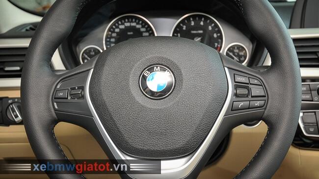 vô lăng xe BMW 320i