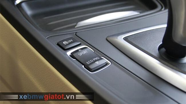chế độ lái xe BMW 320i