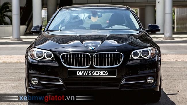 vay mua xe BMW 5 Series lãi suất ưu đãi
