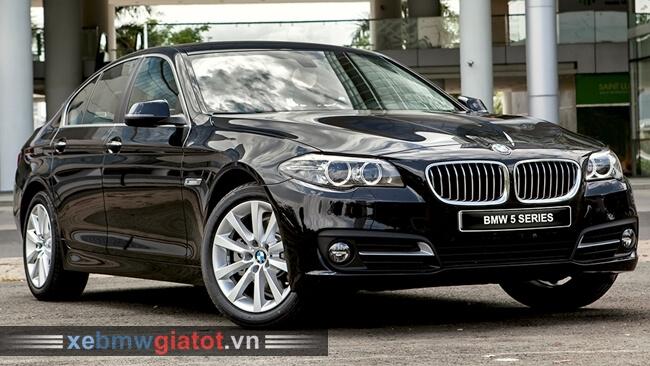 BMW 5 series được bảo hành 6 năm