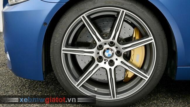 vành la-zăng xe BMW M5 2017 mới
