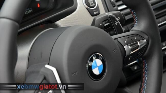 lẫy chuyển số xe BMW M5 2017 mới