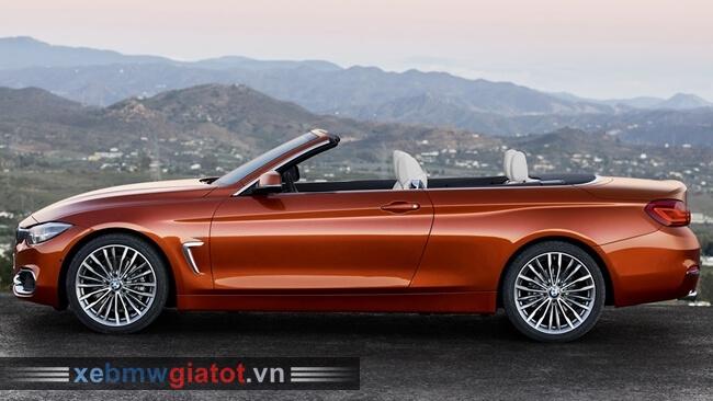 Thân xe BMW 4 Series Convertible