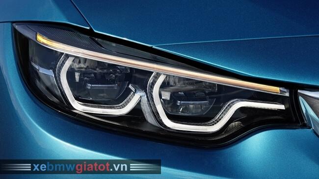 Đèn pha xe BMW 4 Series Coupe