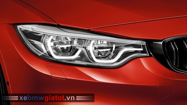 Đèn pha xe BMW 4 Series Convertible