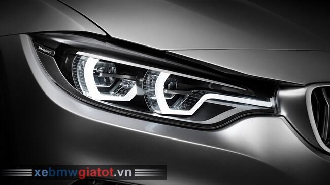 Đèn pha xe BMW 4 Series Gran Coupe