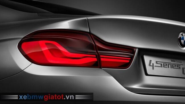 Đèn hậu xe BMW 4 Series Gran Coupe