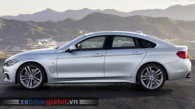 Thân xe BMW 4 Series Gran Coupe