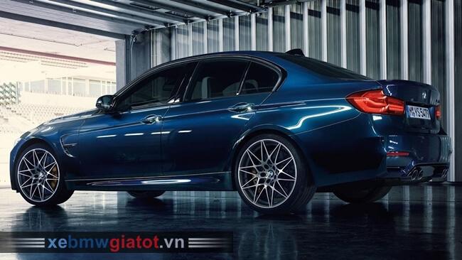 BMW M3 2018 lộ diện