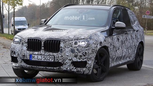 BMW X3 2018 mới