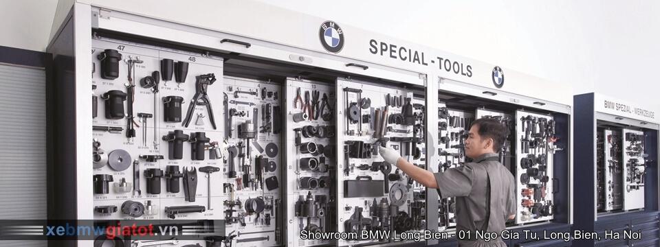 Phụ tùng chính hãng xe BMW Long Biên