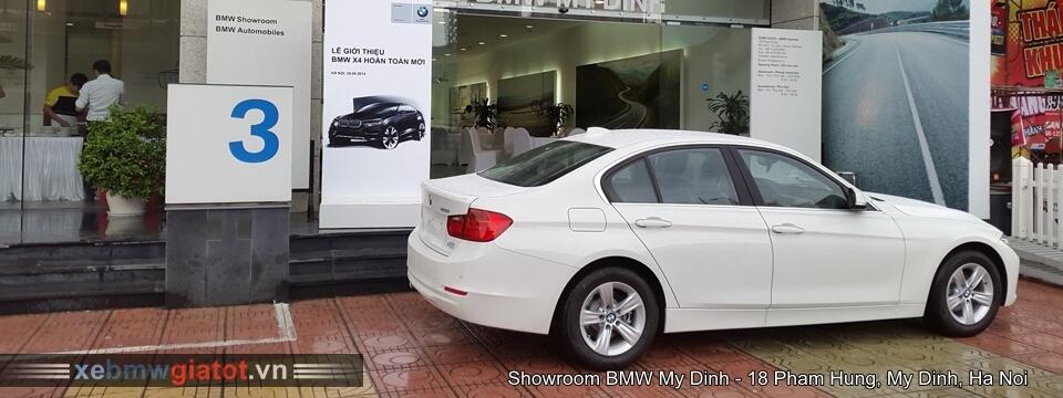 Chào mừng quý khách đến với BMW Mỹ Đình