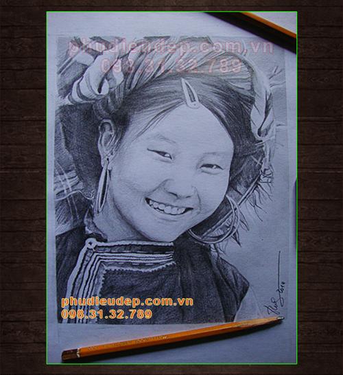 Vẽ Chân Dung-Truyền Thần