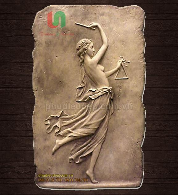 tranh phu dieu trang tri spa