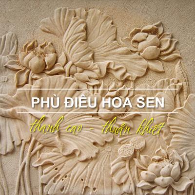 Banner phu dieu hoa sen