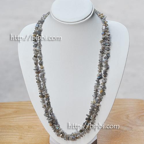NE005 - Handmade gemstone necklace