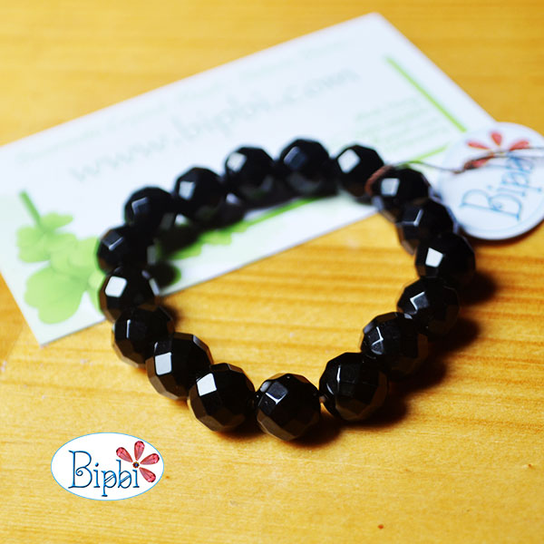 BR001 - Handmade agate bracelet