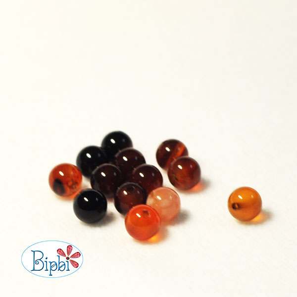 ST006 - 8mm mix agate