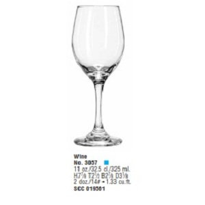 Perception wine 325ml - Mã SP : 3057