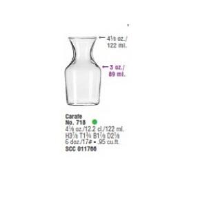Cocktail Decanter/Bud Vase 133ml - Mã SP : 718