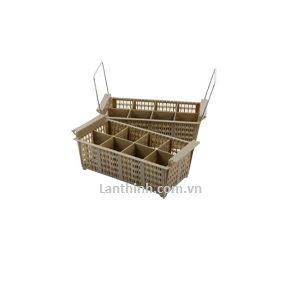 8-Compartment Cutlery Basket(With Handle or  Without Handle)