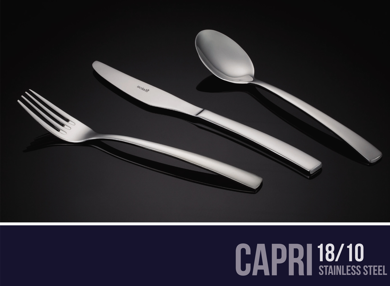 Capri Stainless Steel