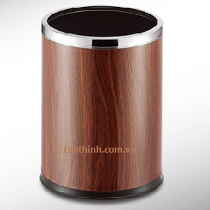 Double layers guest room dustbin, 3210145