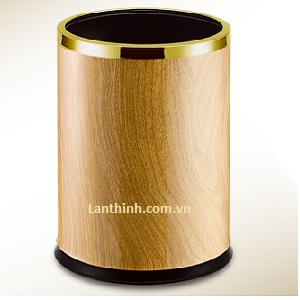 Double layers guest room dustbin, 3210346