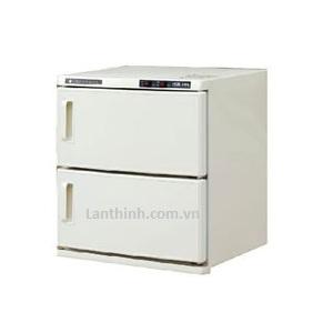 Electric T owel warmer, 2-door, 2-shelf, RJG-2D