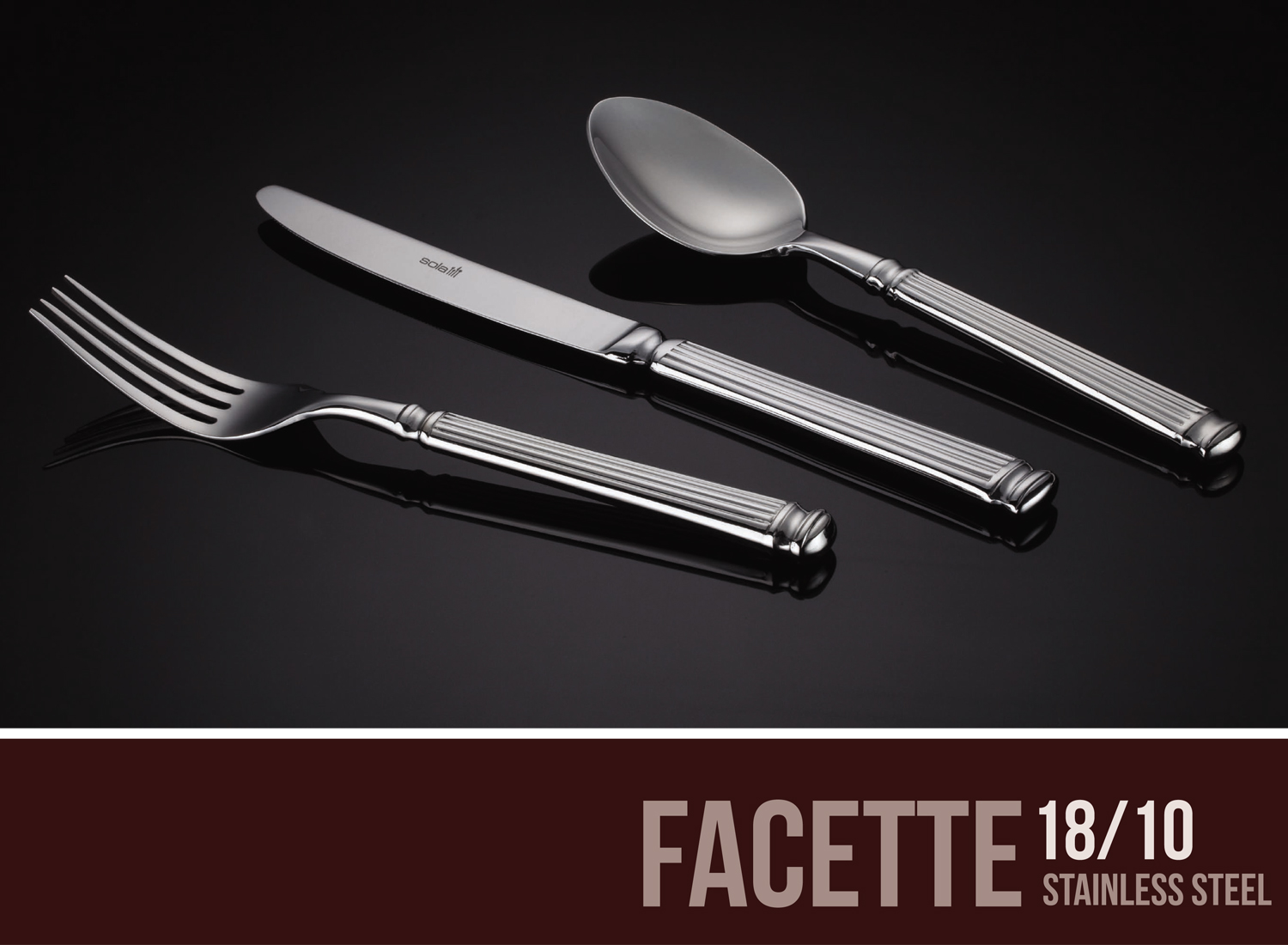 Facette Stainless Steel