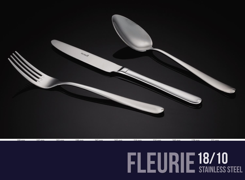 Fleurie Stainless Steel