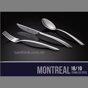 MONTREAL 18/10 Stainless Steel