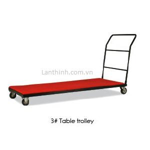 Rectangular Table Trolley