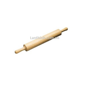 Rolling pin, wooden, 3 sizes: long 43 - 45 - 50cm