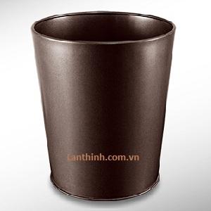 Room dustbin, Brown color panited steel body, 3240445