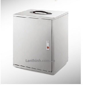 Room service trolley box with Alcohol heating, 3410