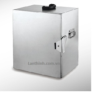 Room service trolley box with electrical heating, 3411