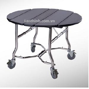 Room service trolley, Flexible Tri - fold design, 3405600