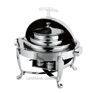 Round Chafing Dish 57L- Item code: GB-A685