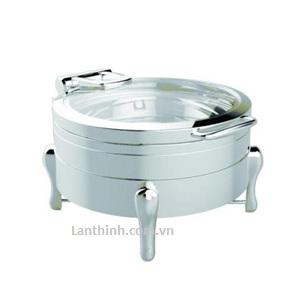 Round Chafing dish (Single)- Item code: GB-5683-A; Stand- GB-5683-B