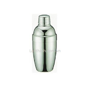Cocktail shaker 250cl, 350cl, 550cl and 750cl